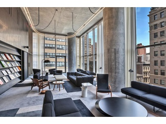 Jenga Building Two Bed in Soho, Tribeca For Sale!