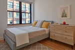 Beautiful Dumbo 1BR/1Bath Rental unit Featuring Stainless Steel Appliances, Hardwood Floors, Spacious Closets, and Washer/Dryer in Unit. No Fee!!! Call Agent David now Schedule a Private Viewing at (646)243-2958.